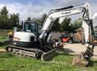 Thumbnail Bobcat E85 Excavator Service Repair Manual (S/N B48411001 & Above)