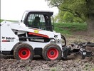 Thumbnail Bobcat S550 Skid - Steer Loader Service Repair Manual (S/N A3NL11001 & Above, A3NM11001 & Above, AZN811001 & Above, AZN911001 & Above)