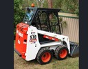 Thumbnail Bobcat S70 Skid - Steer Loader Service Repair Manual (S/N B38V11001 & Above, S/N B38W11001 & Above )