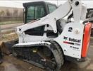 Thumbnail Bobcat T750 Compact Track Loader Service Repair Manual (S/N AT5T11001 & Above)