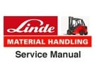 Thumbnail Linde Electric Reach Series Type 116-03: R14X-03, R16X-03, R17X-03, R17XHD-03 Service Training Repair Manual