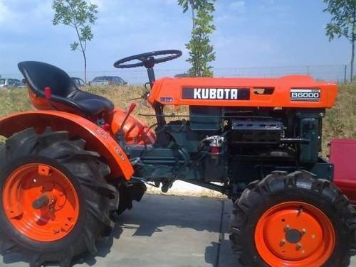 Kubota Tractor Upgrades : Kubota tractor b parts engine and