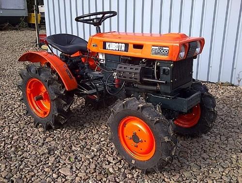 Pay For Kubota B6000 Tractor Workshop Service U0026 Repair Manual Guide