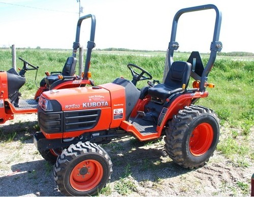 Pay for Kubota B7510HSD Tractor Illustrated Master Parts List Manual DOWNLOAD