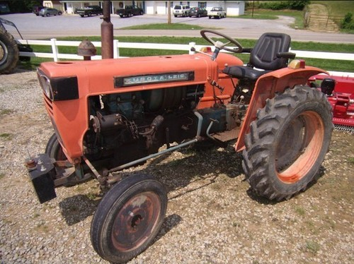 Pay for Kubota L210 Tractor Service Repair Workshop Manual DOWNLOAD