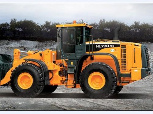 Hyundai Hl770 9s Wheel Loader Service Repair Workshop border=