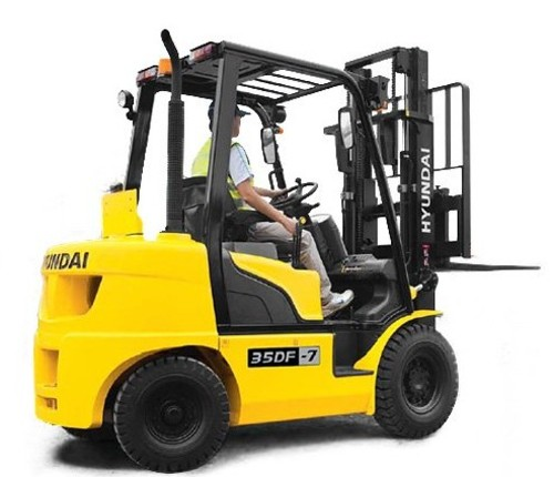 Pay for Hyundai 35DF-7 Forklift Truck Service Repair Workshop Manual DOWNLOAD