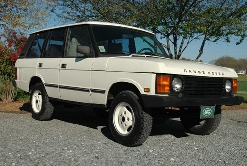 Pay for 1987-1991 Range Rover Classic Service Repair Workshop Manual Download