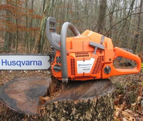 Husqvarna 362XP / 365 / 371XP Chain Saw Service Repair