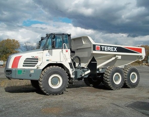 Terex Ta30 service manual