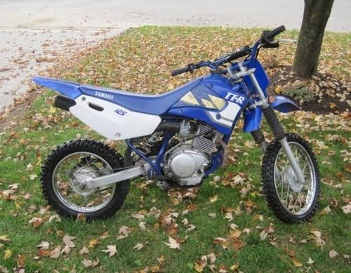 2002 Yamaha Tt R125 P Tt R125lw P Service Repair border=