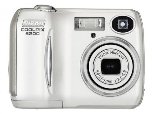 nikon coolpix 3200 digital camera service repair parts list manua rh tradebit com Nikon Coolpix 3000 Nikon Coolpix 3200 Digital Camera