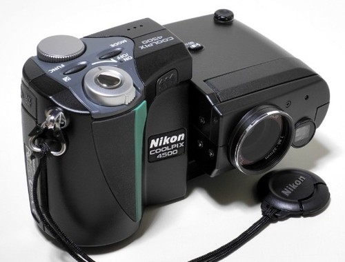 Pay for Nikon Coolpix 4500 Digital Camera Service Repair + Parts List Manual DOWNLOAD
