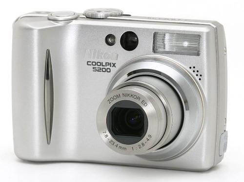 Pay for Nikon Coolpix 5200 Digital Camera Service Repair Manual DOWNLOAD