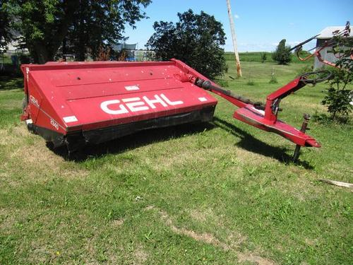 Gehl 2340 / 2360 Disc Mower Conditioner Parts Manual DOWNLOA