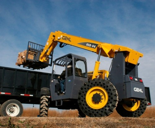 Pay for Gehl RS6-42, RS8-42, RS8-44 Telescopic Handler Parts Manual DOWNLOAD