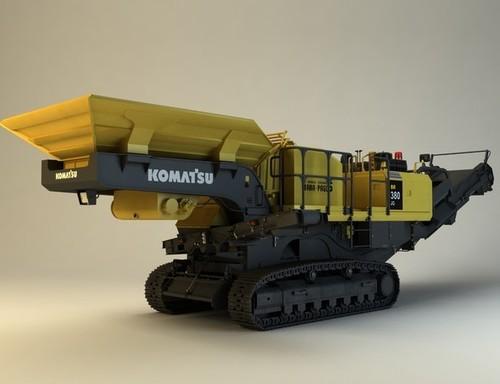 Pay for Komatsu BR380JG-1E0 Mobile Crusher Service Repair Workshop Manual DOWNLOAD
