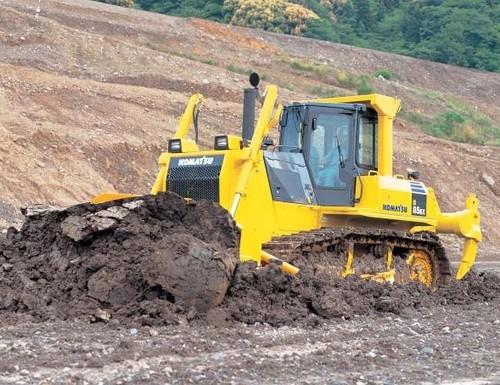 komatsu d85 15 bulldozer operation maintenance manual