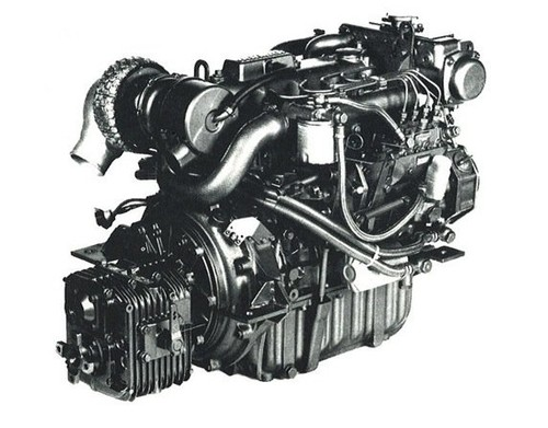 Yanmar Marine Diesel 4JM-TE Service Repair Workshop Manual DOWNLOAD