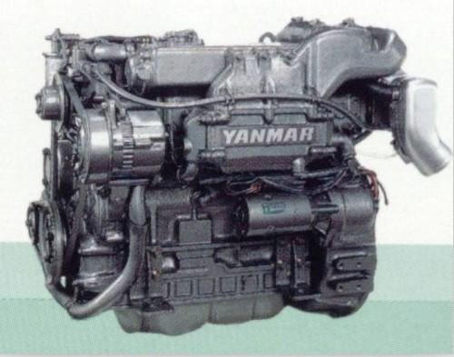 yanmar marine diesel engine 3jh2l 3jh2l t 4jh2l t 4jh2l ht service rh tradebit com yanmar marine diesel engines manual yanmar diesel engine manual