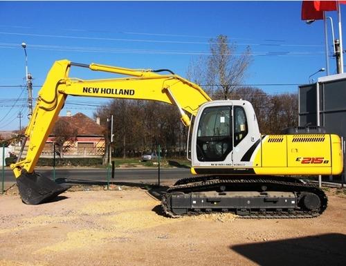 Pay for New Holland Kobelco E215B, E245B Crawler Excavator Service Repair Workshop Manual DOWNLOAD