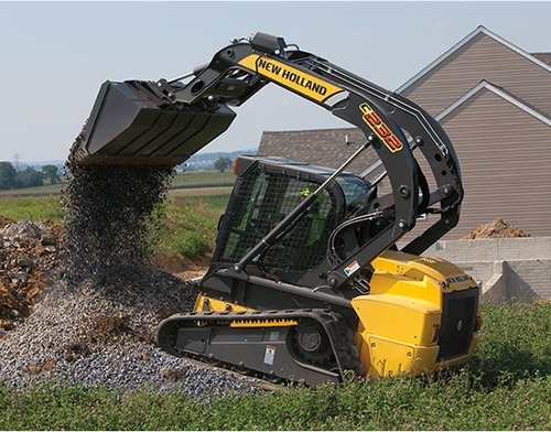 new holland skid steer manual