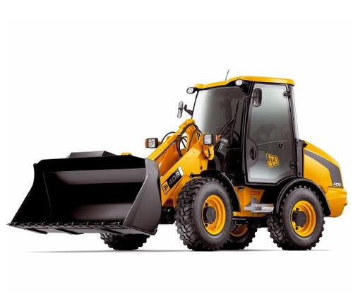 jcb 406 409 wheeled loading shovel service repair. Black Bedroom Furniture Sets. Home Design Ideas
