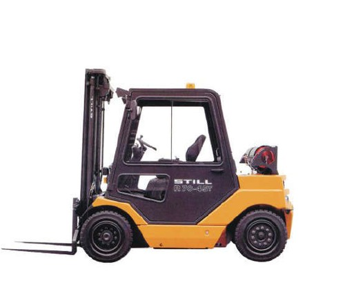 Pay for Still R70-35T, R70-40T, R70-45T LPG Fork Truck Service Repair Workshop Manual DOWNLOAD
