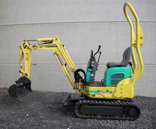 Yanmar vi020-2 excavator operation and maintenance manual | ebay.