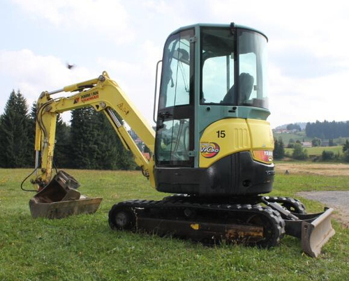 yanmar vio30 2 vio35 2 ep excavator service repair workshop manu rh tradebit com Yanmar Tractor Parts Yanmar Marine Diesel Engines