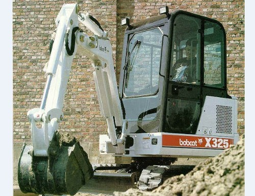 Pay for Bobcat X325 Hydraulic Excavator Service Repair Workshop Manual DOWNLOAD (S/N 511820001 - 514012999)