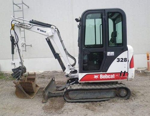 Pay for Bobcat 325, 328 Hydraulic Excavator (D Series) Service Repair Workshop Manual DOWNLOAD (S/N 232511001 & Above, S/N 232411001 & Above)