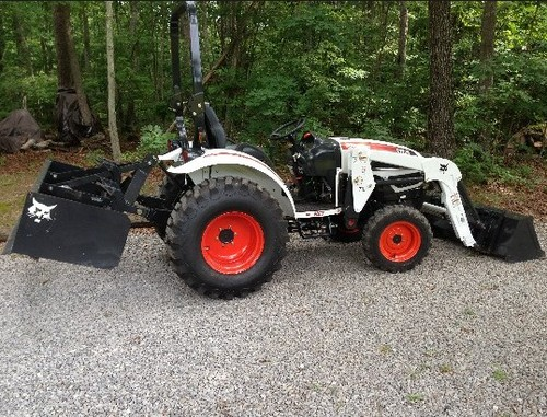 Bobcat CT225, CT230 Compact Tractor Service Repair Workshop Manual DOWNLOAD  (S/N A59B11001 & Above, S/N A59C11001 & Above)
