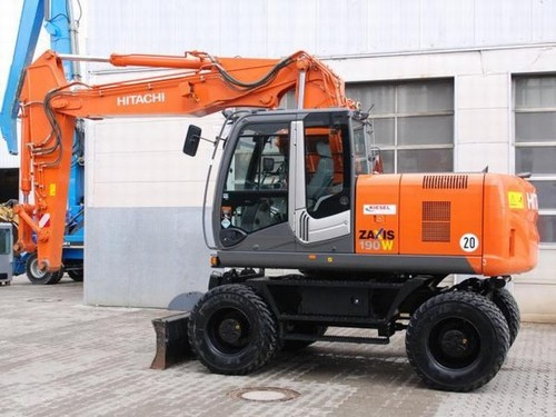 Pay for Hitachi Zaxis ZX 170W-3 190W-3 Wheeled Excavator Service Repair Workshop Manual DOWNLOAD