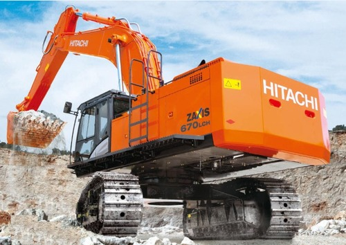 Pay for Hitachi Zaxis ZX 650LC-3, 670LCH-3 Excavator Catalog Parts Manual DOWNLOAD