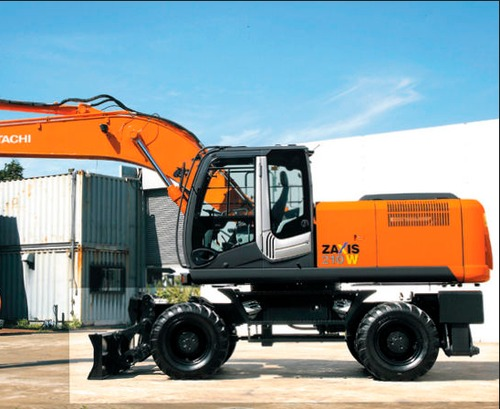 Pay for Hitachi Zaxis ZX210W Excavator Service Repair Workshop Manual DOWNLOAD