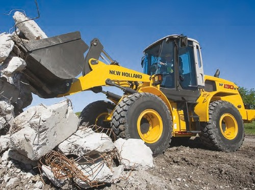 Pay for New Holland W130B Wheel Loader Service Repair Workshop Manual DOWNLOAD