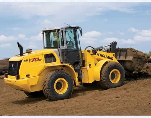 Pay for New Holland W170B Wheel Loader Service Repair Workshop Manual DOWNLOAD
