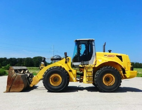 Pay for New Holland W190 Wheel Loader Service Repair Workshop Manual DOWNLOAD