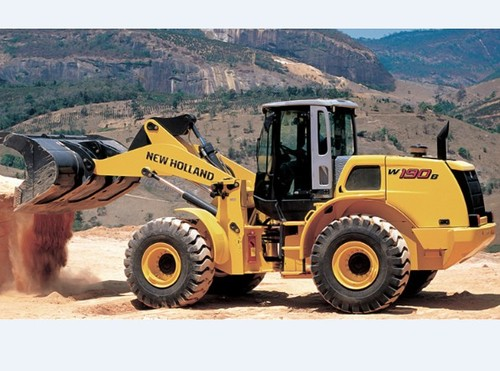 Pay for New Holland W190B Wheel Loader Service Repair Workshop Manual DOWNLOAD