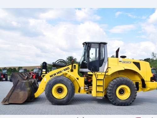 Pay for New Holland W230 Wheel Loader Service Repair Workshop Manual DOWNLOAD