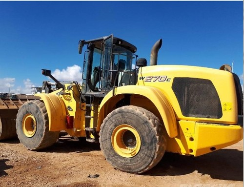 Pay for New Holland W270 Wheel Loader Service Repair Workshop Manual DOWNLOAD