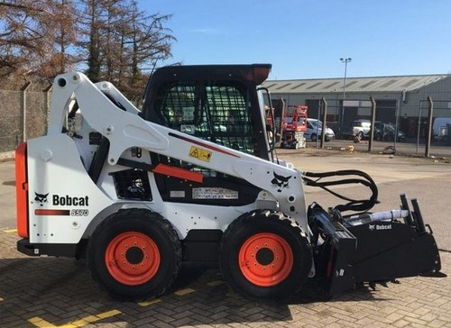 Pay for Bobcat S570 Skid - Steer Loader Service Repair Manual (S/N ALM411001 & Above, S/N B3GZ11001 & Above)