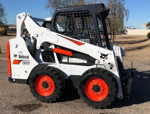 Pay for Bobcat S590 Skid - Steer Loader Service Repair Manual (S/N ANMN11001 & Above, ANMP11001 & Above, AZND11001 & Above, AZNE11001 & Above)