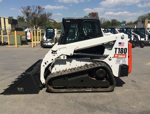 Pay for Bobcat T180 Compact Track Loader Service Repair Manual (S/N 531411001 - 531459999, 531511001 - 531559999  )