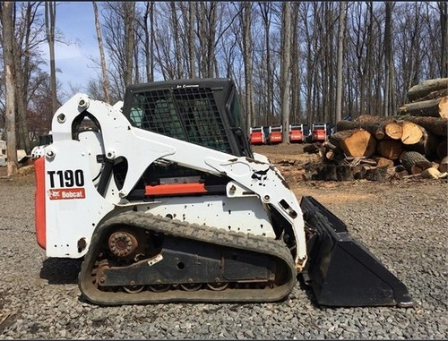 Pay for Bobcat T190 Compact Track Loader Service Repair Manual (S/N A3LN11001 & Above, S/N A3LP11001 & Above  )