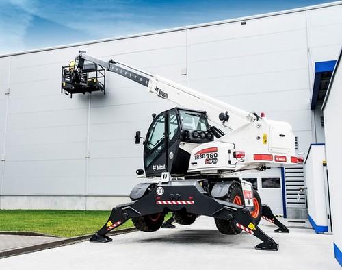 Pay for Bobcat TR38160 Telescopic Handler Service Repair Manual (S/N LLM1590267 & Above)