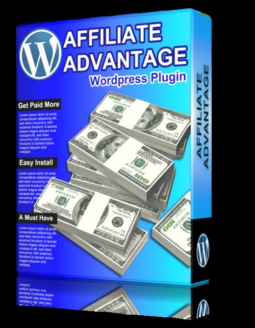 Pay for Affiliate Advantage Plugin for $4.99