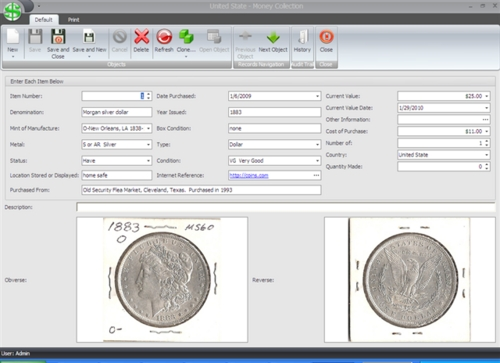 Pay for Coin and Currency Collector Pro.zip
