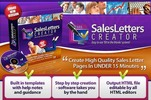 Thumbnail The Sales Letter Creator Ultimate Software